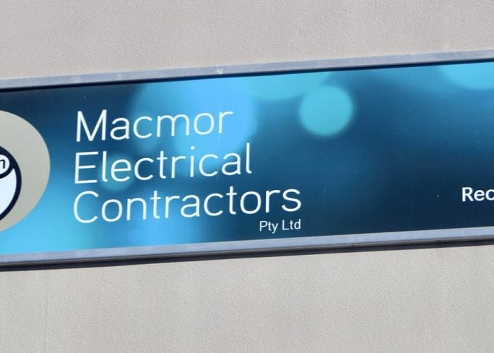 Macmor Office