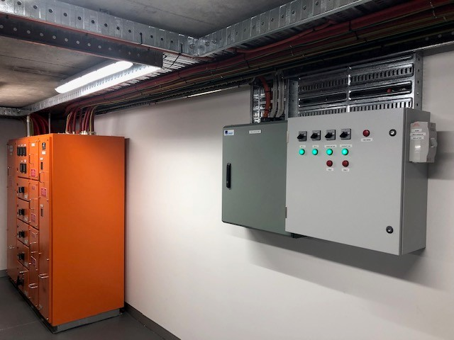 hospital electrician melbourne