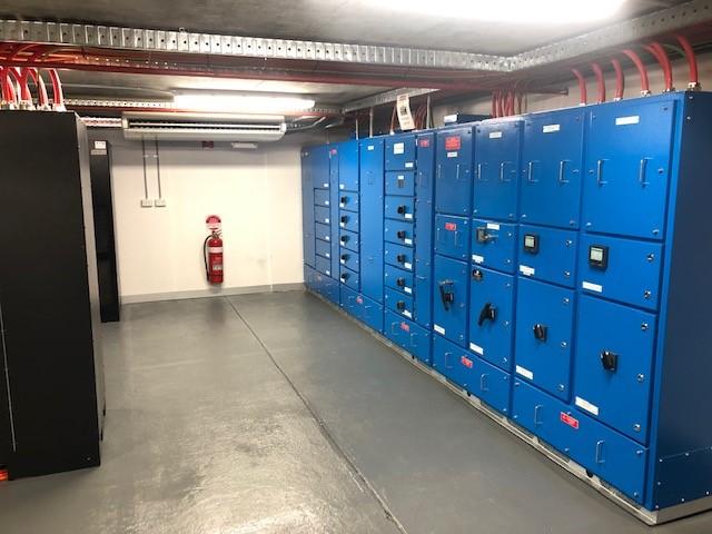melbourne uninterrupted power system hospital