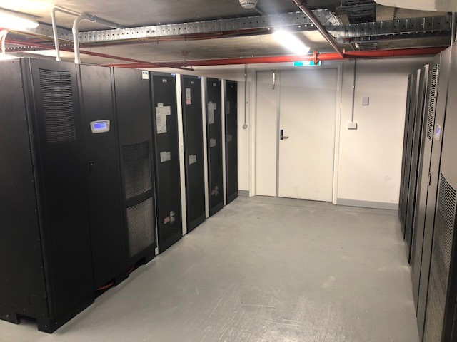 hospital power system